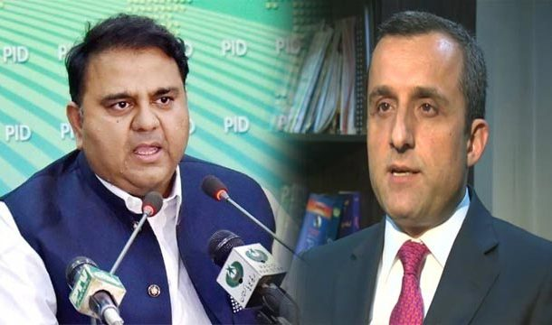 Fawad Chaudhry Warns Newly Appointed Afghan Interior Minister
