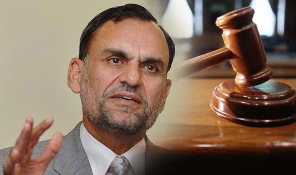 Federal Minister Azam Swati Resigned to Face Trial