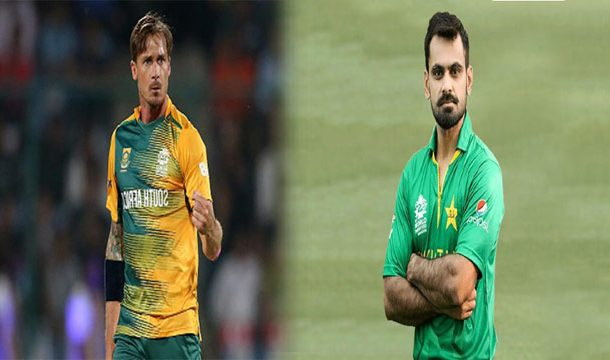 I Am Not Afraid of Dale Steyn, Said by Hafeez