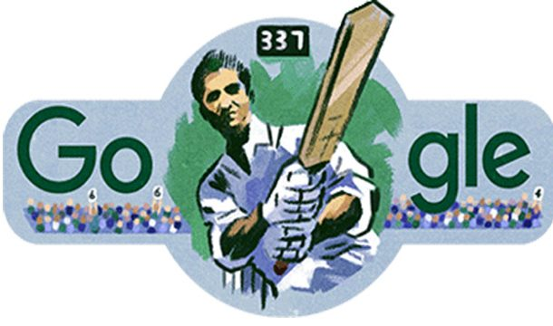 Google Pays Tribute to Legend Hanif Mohammad on His Birthday