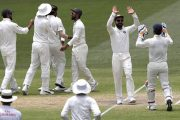 India Claims Historic Test Victory Against Australia