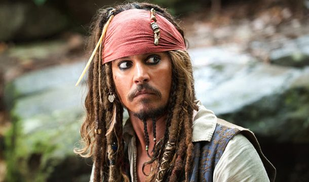 Johnny Depp no Longer Part of Pirates of Caribbean Franchise
