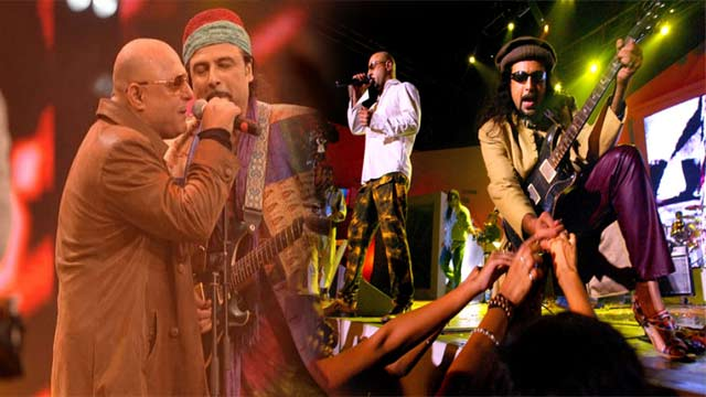 Junoon' Shines at Reunion Concert | ACE NEWS