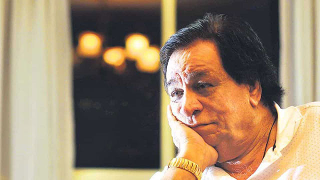 Kader Khan's Son Dismissed Death Rumours of Actor