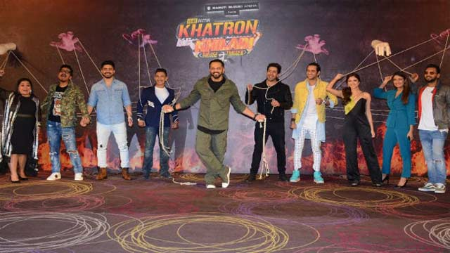 'Khatron Ke Khiladi' to Hit Screens Next Month