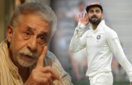 Kohli is World's Worst Behaved Player: Naseeruddin Shah