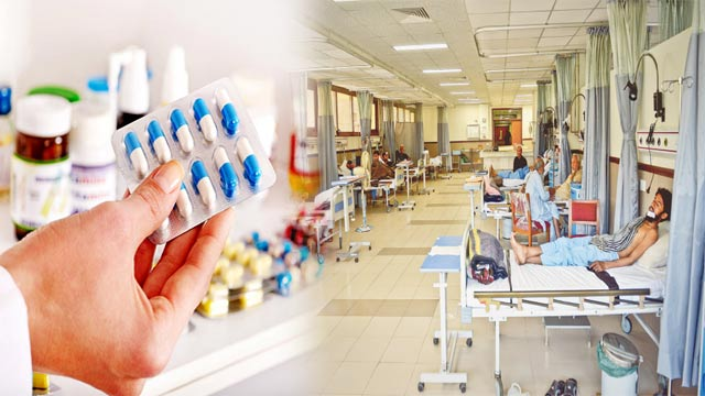 Again Shortage of Medicines Hurting Patients