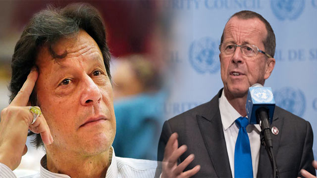 German Envoy Lauds PM Imran For Conversion of PM House into University
