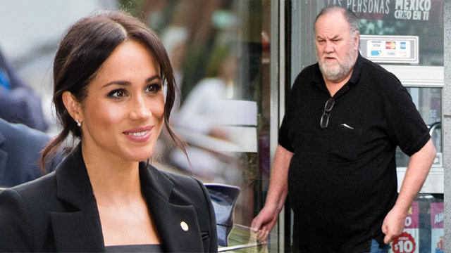 Meghan Markle's Father Appealed to Get his Daughter Back in Touch