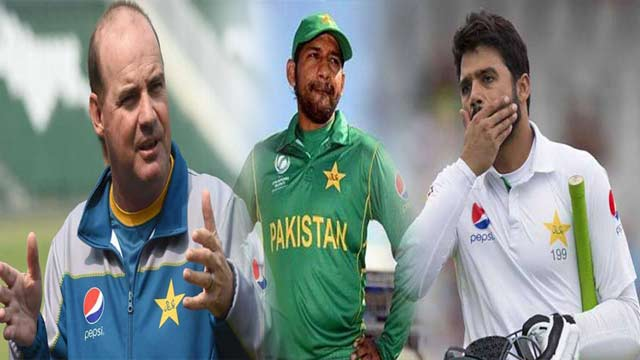 Centurion Collapse: Mickey Arthur Lashed Out Senior Players