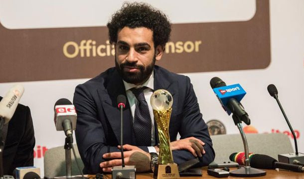 Mohamed Salah Nominated for 'African Player of Year'
