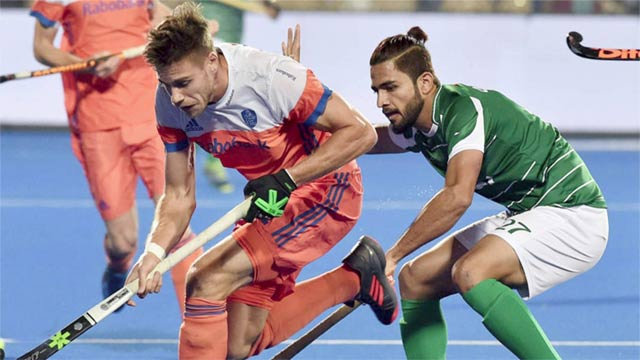 Hockey World Cup: Netherlands Defeated Pakistan by 5-1