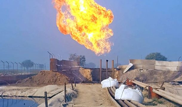 Gas Reserve Discovered at Exploration Well in Sindh