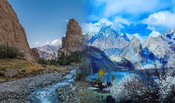 Pakistan Ranked Among 10 'Coolest Places' to Visit in 2019