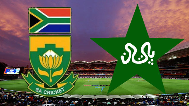 Pakistan to Face South Africa in First Test Match Today
