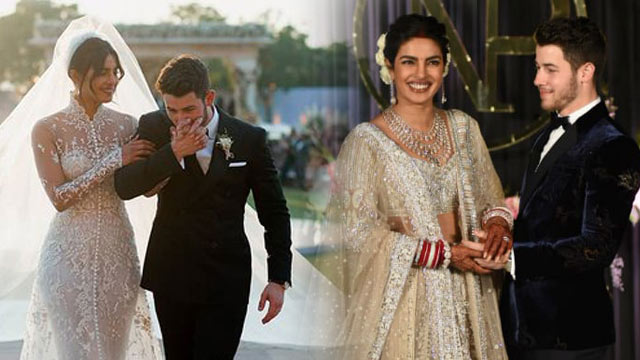 Priyanka Chopra Opens Up About Special Wedding Moments
