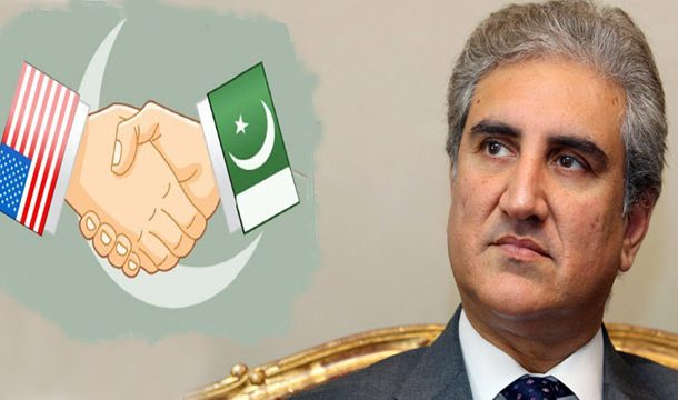 Qureshi Wants Dialogue With US Govt