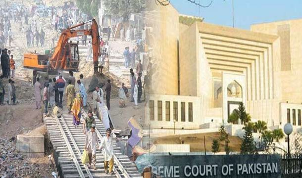 No More Construction on Railway Land: SC