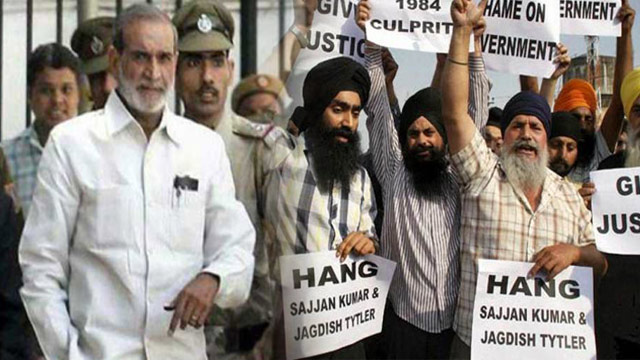 India: Congress Leader Sentenced to Life Imprisonment