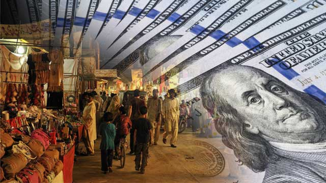 Lahore's Biggest Wholesale Market Reacts Negatively to Rising Dollar