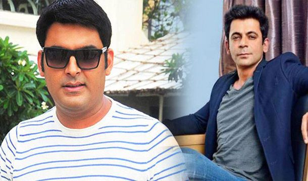 Sunil Grover Extends Greeting to Kapil Sharma for Wedding