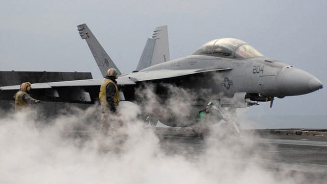 Two US Military Planes Crash off Japan Coast