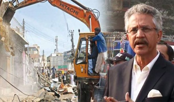 Karachi: Anti-Encroachment Operation to Expand in 6 More Districts