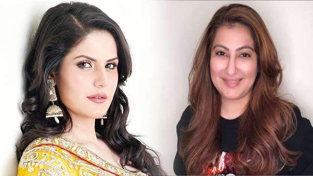 Zareen Khan Files FIR Against Ex-Manager