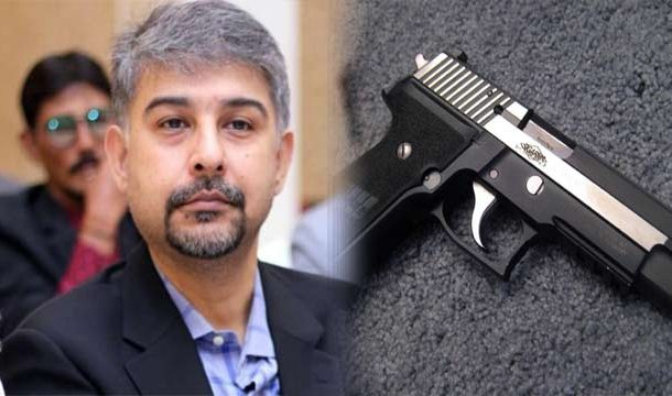Same Weapon Used in Ali Raza Abidi and in Another Murder: Forensics
