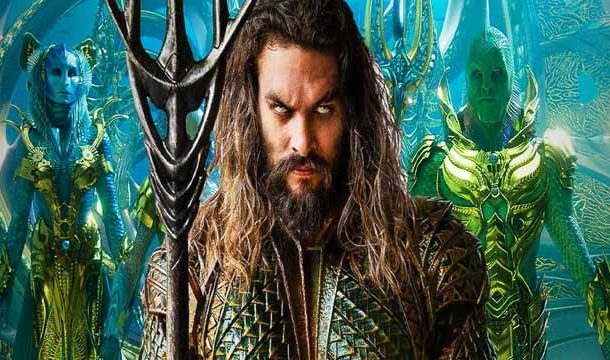 Aquaman Creates a Stir at Global Box Office