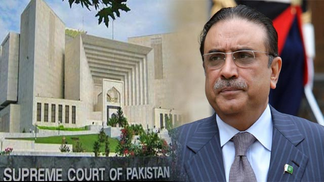 Money laundering: Zardari, Omni groups and Bahria Town  barred from trading properties