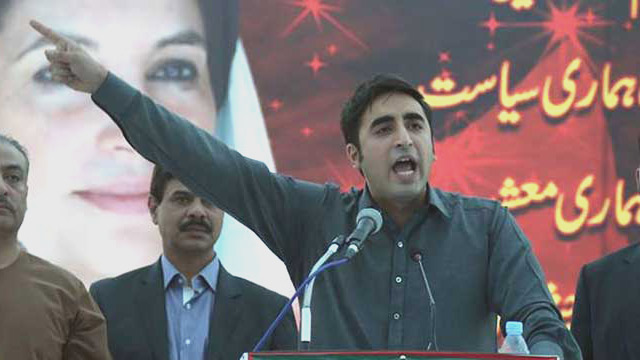 Religion Should not be Dragged into Politics: Bilawal