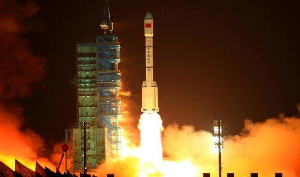 China Launches Rover to Explore Dark Side of Moon