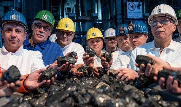 Germany Closes its 200-Year-Old Coal Industry