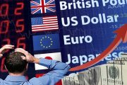 Panic in the Currency Market as Dollar Rises