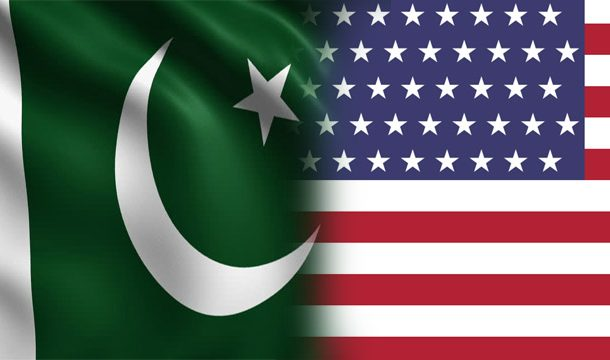 US Envoy  Arrives in Pakistan