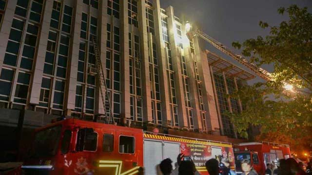 India: Five Killed After a Fire Broke Out in Residential Building