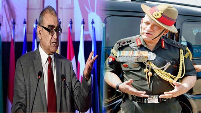 Former Indian Supreme Court Judge Declared Indian Army Chief General Dyer after Kashmir Massacre