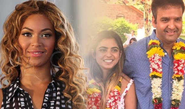 Beyoncé Sings at A Private Event: Isha Ambani's Pre Wedding Bash
