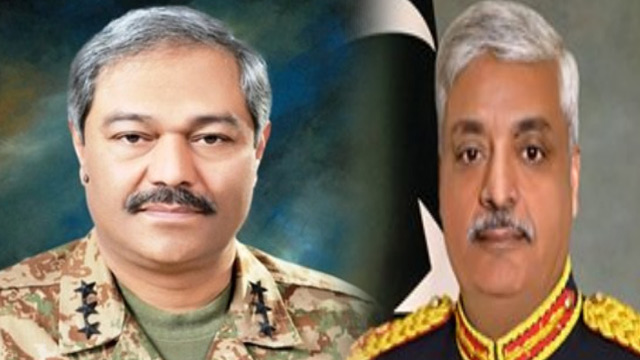 Major Reshuffle in Army Top Brass