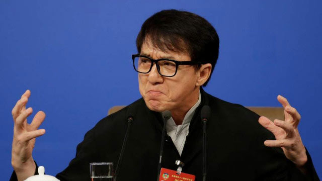 Jackie Chan Reveals his Past Struggles