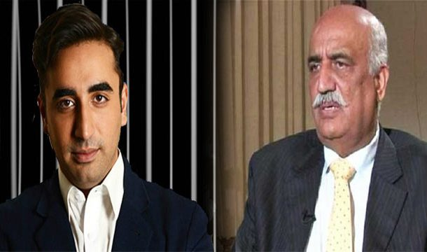 Bilawal's Arrest May Create Ripples in Country: Khursheed Shah