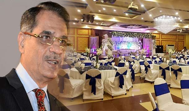 Lahore: CJP Suggests Marriage Halls Timing to Extend By an Hour
