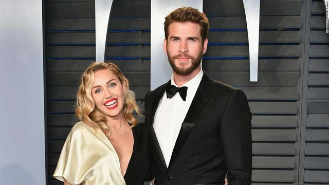Miley Cyrus and Liam Hemsworth Got Married