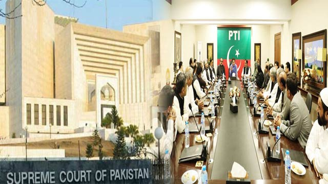 SC Orders Federal Cabinet to Review Decision to Place 172 Suspects on ECL