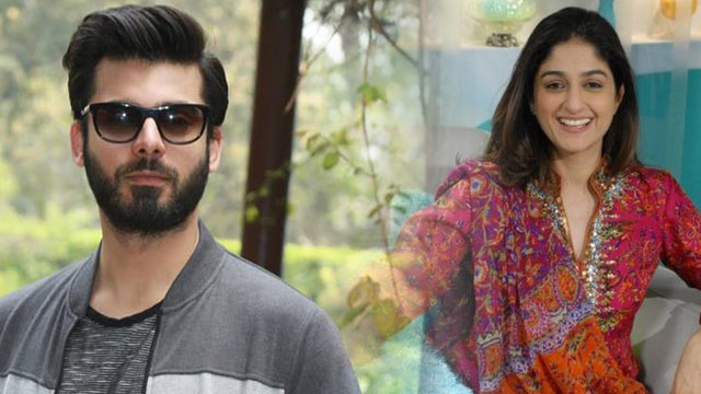 Nadia Jamil Praises Fawad Khan for Helping Her