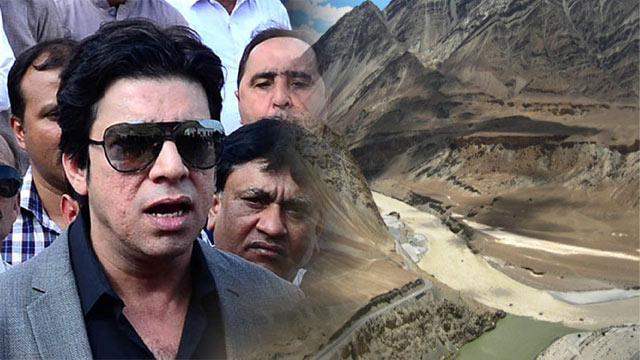 Indo-Pak Water Issue to be Solved Through Consensus: Faisal Vawda