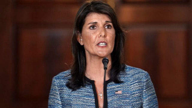 Pak Continues to Harbour Terrorists: Nikki Haley