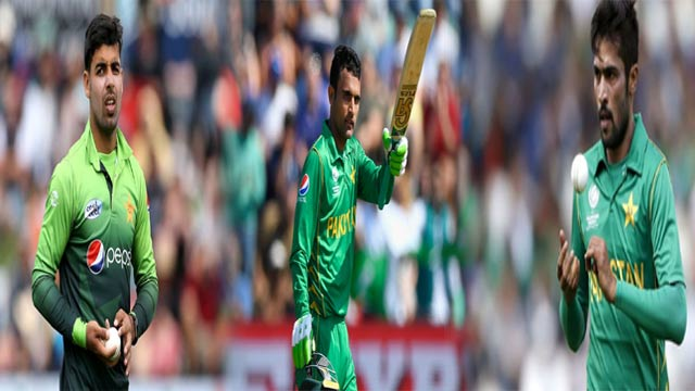 Amir, Fakhar and Shadab Recalled for SA Series