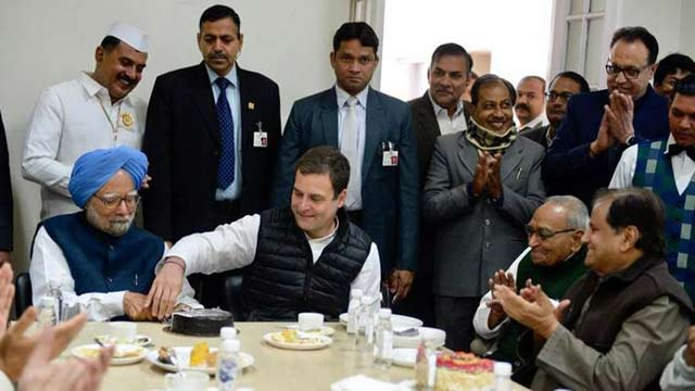 Congress Celebrates its 134th Foundation Day